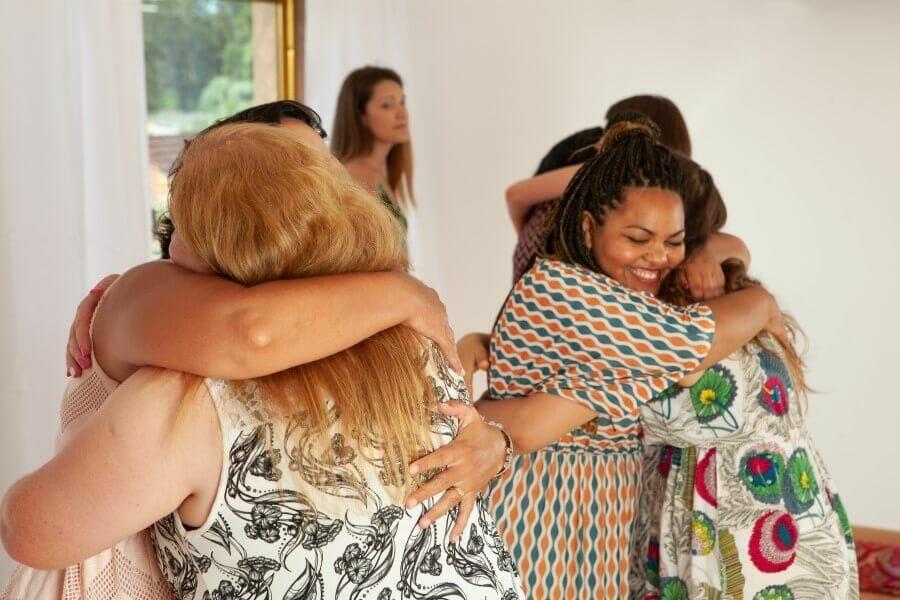 workshop vivencial mulheres reais Inês Magalhães Cura Integrada